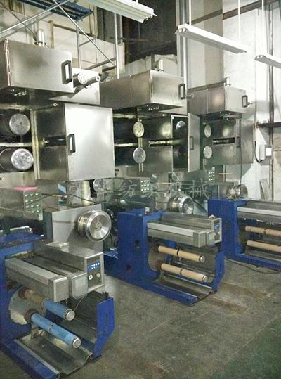 Polyester BCF spinning equipment